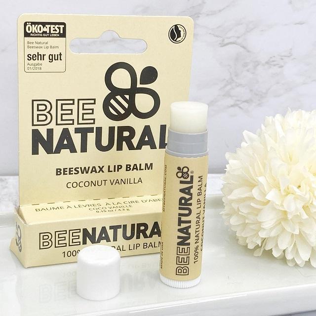 Bee Natural - Lip Balm Coconut Vanilla Review - 2