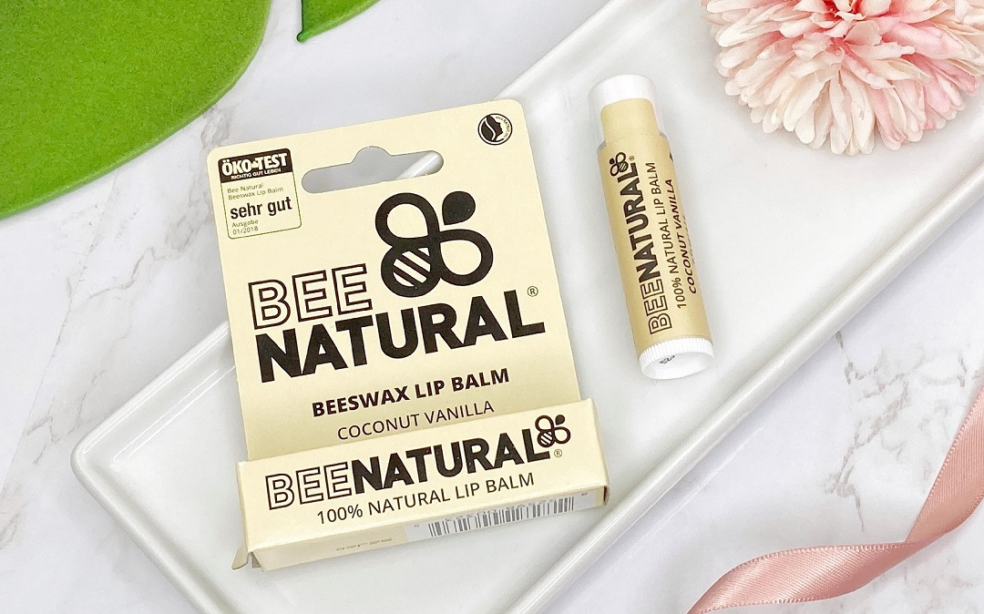 Bee Natural – Lip Balm Coconut Vanilla