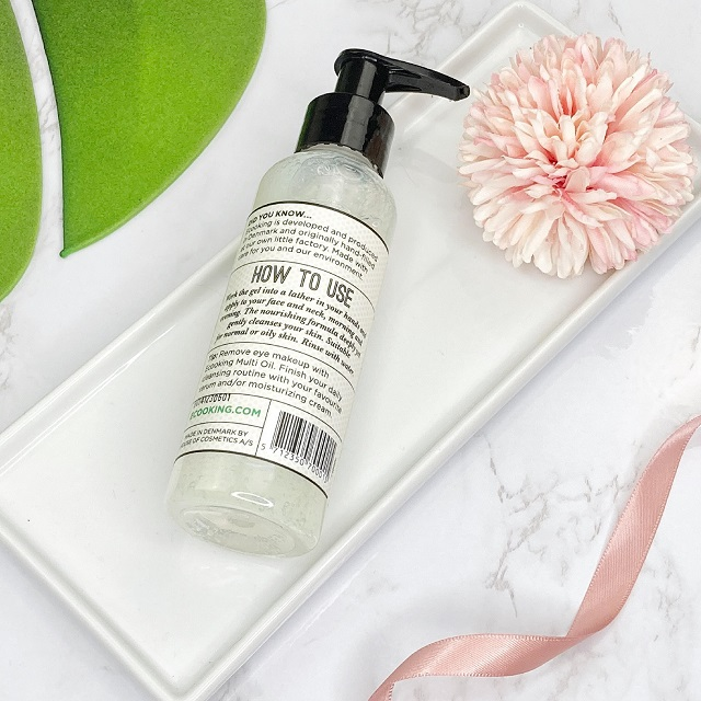 Glossybox Januar 2021 Unboxing - Ecooking Cleansing Gel