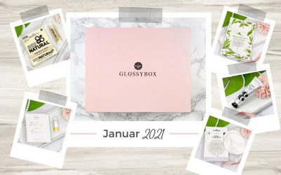 Glossybox – Januar 2021