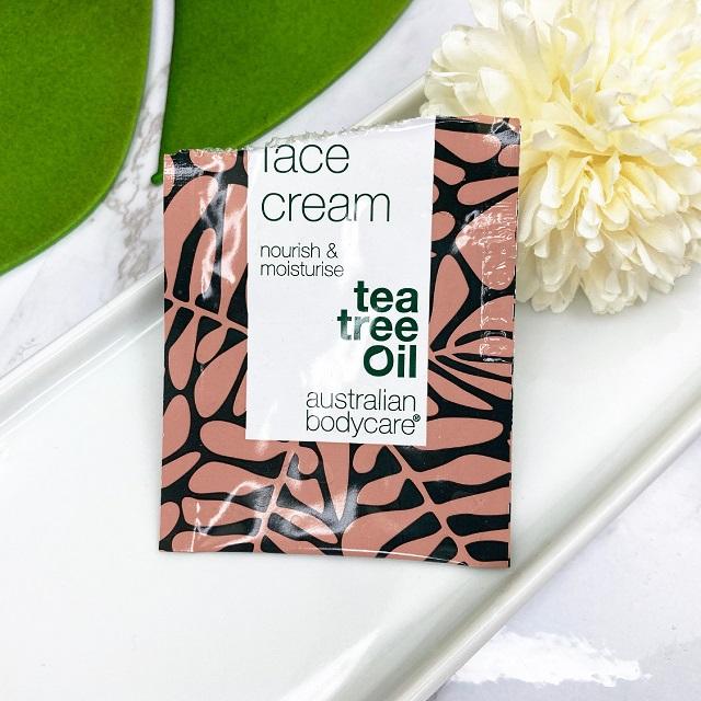 Aufgebraucht und aussortiert 02-2021 -Australian Bodycare Face Cream