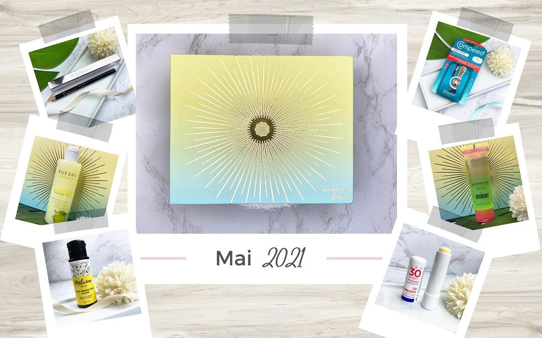 Glossybox – Mai 2021