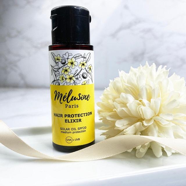 Glossybox Mai 2021 Unboxing - Melusine Paris Hair Protection Elixir