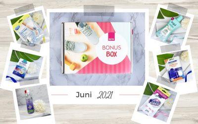 BIPA BONUSBOX – Juni 2021