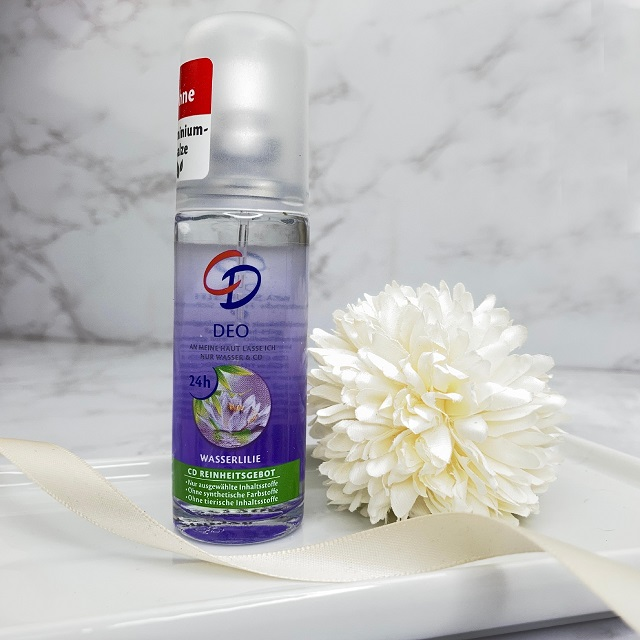 Bipa Bonusbox Juni 2021 Unboxing - CD Deo Spray Wasserlilie