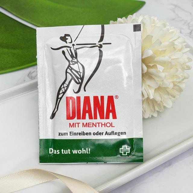 Bipa Bonusbox Juni 2021 Unboxing - Diana Erfrischungstuch