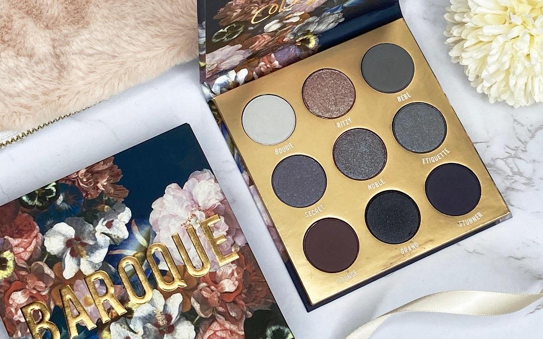 Colourpop Baroque Palette Review - Beitragsbild