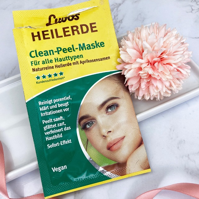 Aufgebraucht und aussortiert 05-2021 - Luvos Heilerde Maske