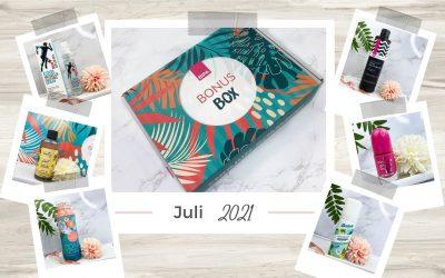 BIPA Bonusbox – Juli 2021