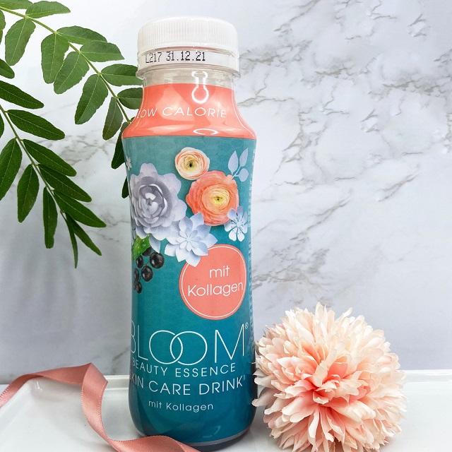Bipa Bonusbox Juli 2021 Unboxing - Bloom Booty Essence Skin Care Drink