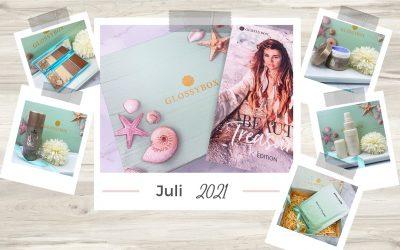 Glossybox – Juli 2021