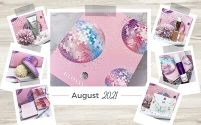 Glossybox – August 2021