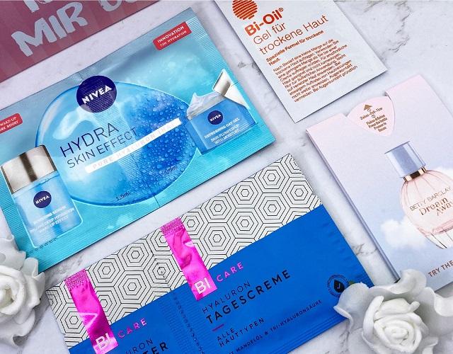 Bipa Bonusbox September 2021 Unboxing - Parfum und Pflegeproben