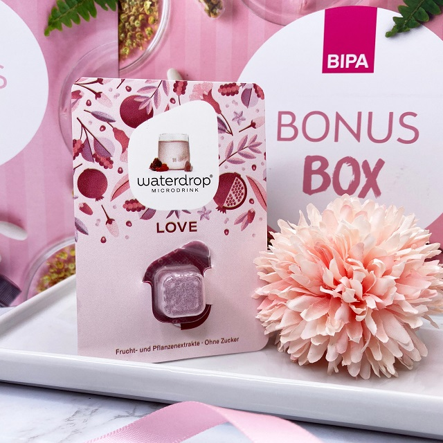 Bipa Bonusbox September 2021 Unboxing - Waterdrops Love