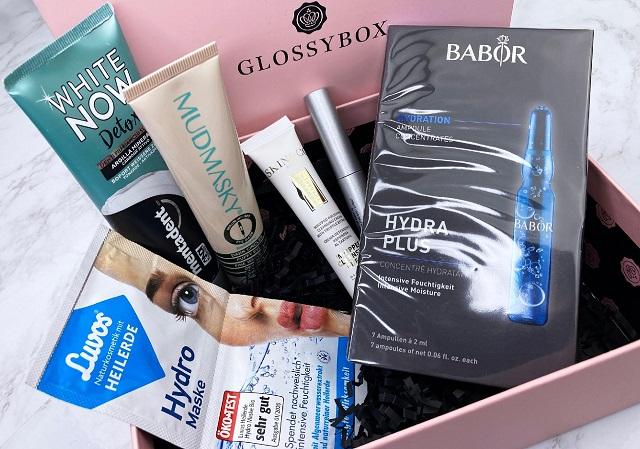 Glossybox September 2021 Unboxing - Inhalt