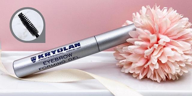 Glossybox September 2021 Unboxing - Kryolan Eyebrow Forming Gel